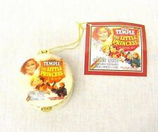Little Princess Shirley Temple Porcelain Hinged Box Phb by Westland Gifts