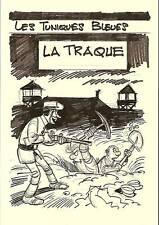 LAMBIL TUNIQUES BLEUES EX-LIBRIS N°19  250  EXEMPLAIRES