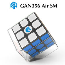 GAN 356 Air SM 3X3 3x3x3 Magnet Positioning System Magic Cube Black Gan356