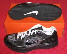 the latest e181f e2140 NIKE LUNAR HYPERGAMER LOW TB BASKETBALL SHOES SZ 15 NIB 542355 001 BLACK  WHITE