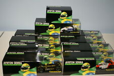 Minichamps LOTUS 99T Ayrton Senna Collection 874312 in 1:43