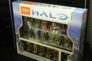 Mega Construx HALO 20th Anniversary Character Pack - 20 characters!