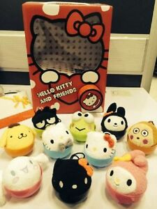 MCDONALD 40TH ANNIVERSARY HELLO KITTY LIMITED EDITION TOY EGGS