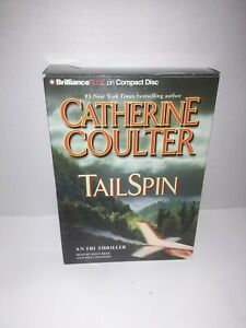 TailSpin by Catherine Coulter (2008, Compact Disc, Abridged edition)