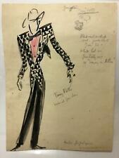 Rolf Gerard Costume Design, Tommy Rall 'Invitation to the Dance' 1956 Gene Kelly