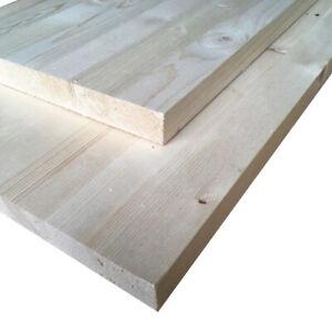 Leimholzplatte Fichte Werkbank Arbeitstisch Tisch Mehrzwecktisch Holzplatte