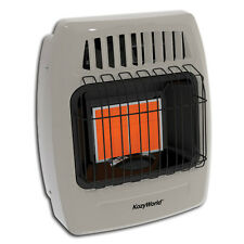 Kozy-World KWP212 Propane Infrared Vent Free Space Wall Heater, 12000 BTU