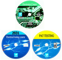 Electrical Inspection Pat Testing City & Guilds Electronics Traning Course 2391