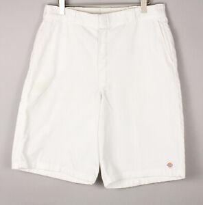 DICKIES Men Casual Chino Bermuda Shorts Size W36 BDZ1240