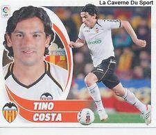 10B TINO COSTA ARGENTINA VALENCIA.CF Genoa CFC STICKER CROMO LIGA 2013 PANINI