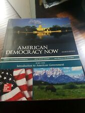 American Democracy Now 4th edition by Harrison, Harris, Deardorf New w/ Connect