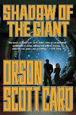 Shadow of the Giant by Orson Scott Card 2005 HC/DJ 1st/1/st ENDER'S GAME