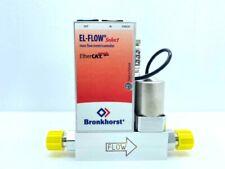 BRONKHORST EL-FLOW SELECT RUR-106T MASS FLOW CONTROLLER