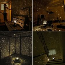 Home Ceiling Wall Star Projector Lamp Starry Night Sky Cosmos LED Night Light