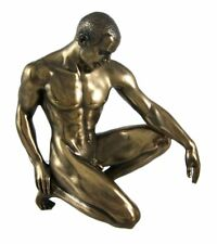 6 Inch Nude Sexy Male Statue Collectible Erotic Naked Man Sculpture Figure