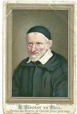 Chromo Saint Vincent de Paul