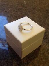 BNIB genuine Pandora White Floral Ring. Size 58. 190999MOP