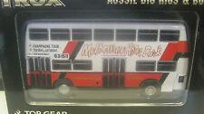 TRAX TRUX  TX17F LEYLAND ATLANTEAN BUS MELBOURNE AFTER DARK