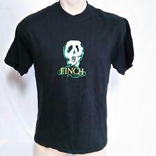 VTG Finch T Shirt Band Rock Tee Hardcore Used Tour Large