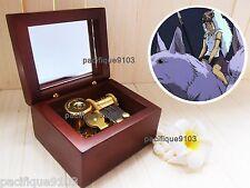 Princess Mononoke Legend of Ashitaka from Studio Ghibli 18-Note Music Box Gift