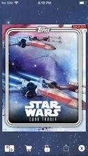 Topps Star Wars Digital Card Trader  Watercolour Pack Art Insert