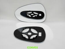Wing Mirror Glass Left Side Convex for Seat Leon 2009-2012 +Back plate #TV009