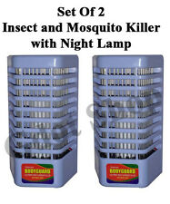 Set Of 2 Insect Killer / Mosquito Killer with Night Lamp