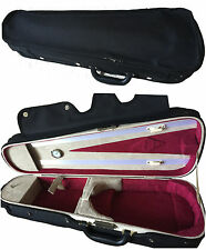 Dart Shaped Light Portable Suspension Violin Carry Case with Hygrometer (1/2)