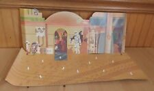 Star Wars Vintage Kenner CANTINA Adventure Playset 1978 Original BACKDROP Sears