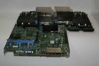 DELL POWEREDGE R710 SERVER MOTHERBOARD 0NH4P 9YY69 WITH 2X CPU & 2X HEATSINK