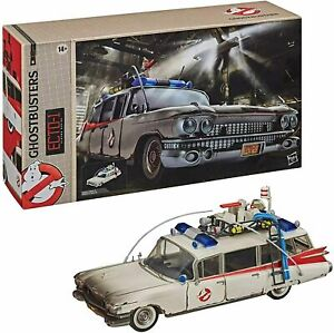 ECTO-1 ghostbusters plasma series NEW target exclusive 1:18 scale car Cadillac