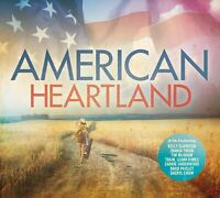 VARIOUS ARTISTS - AMERICAN HEARTLAND 3 CD SET (Released 2013)