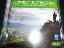 From the Valleys The Best of the Welsh Choirs (Australia) 2 CD – Like New