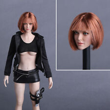 "GC009 1/6 Scale Barbara Female Head Sculpt Fit F 12"" Women Action Figures"