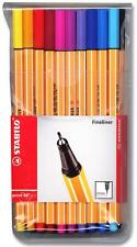 Stabilo Point 88 0.4mm Fineliner Drawing Art Colour Craft | Pack of 20 Pens NEW