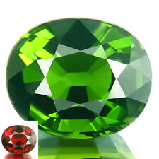 1.54ct IF-FLAWLESS NATURAL COLOR CHANGE CHROME TOURMALINE RARE 5A+ CHROME GREEN!