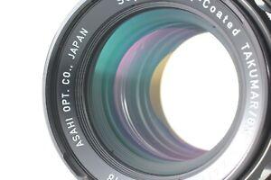 [MINT] PENTAX Super-Multi-Coated TAKUMAR 6×7 67 105mm f2.4 lens from Japan #026