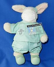 1996 NABCO Muffy VanderBear Collection Hoppy Top Doc VanderHare