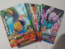 Cartes Dragon Ball Z DBZ Dragon Ball Heroes Galaxy Mission Part 4 HG4 #Reg Set