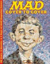 Mad Magazine 48 Years of Covers Frank Jacobs & The Usual Gang of Idoits NM-M
