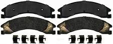 Disc Brake Pad Set fits 2008-2019 Ford E-350 Super Duty E-150,E-250 E-150,E-250,