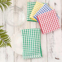 Soft Tea Terry Cotton Kitchen Dish Cloths Large Cleaning Dishcloth Dish Towels