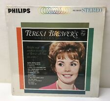 Teresa Brewer's Greatest Hits PHS 600-062 Lp Record Sealed New
