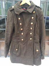 Miss Sixty Women's Coat, Size Medium