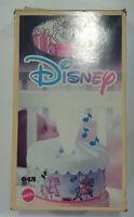 MATTEL 1990 vintage DISNEY Music Carousel Projector NEW unused