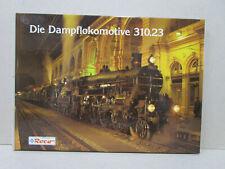 Editions ROCO : Die Dampflokomotive 310.23, livre book boek buch, état neuf.