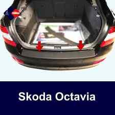 Skoda Octavia Mark3 Hatchback Rear Guard Bumper Protector