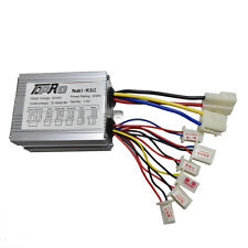 36V 500W Speed Controller Motor Box Brush Electric Bicycle Quad Trail Buggy Bike