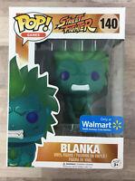 Blanka Funko Pop! #140 Walmart Exclusive Vinyl Figure Street Fighter A02