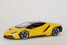 Lamborghini LP 770-4 Centenario  gelb metallic Autoart 1:18 NEU/OVP 79115